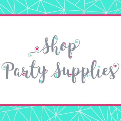 Shop Party Supplies
