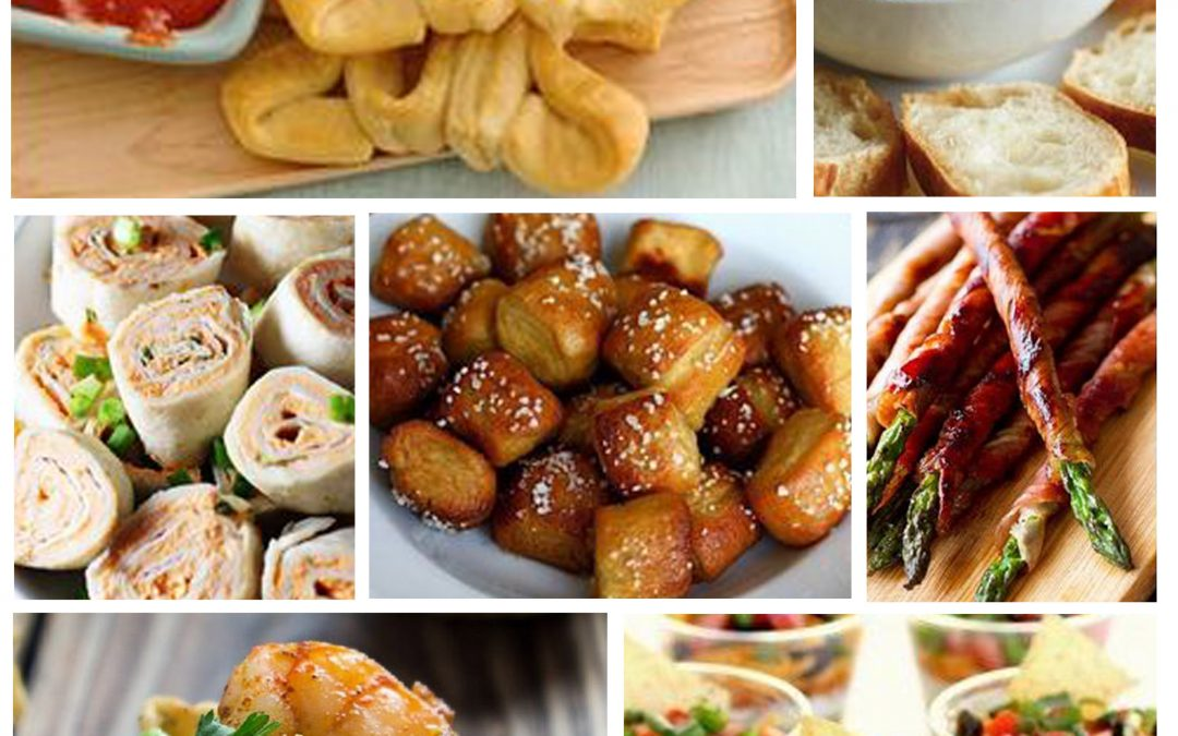 New Year's Eve Food Ideas
